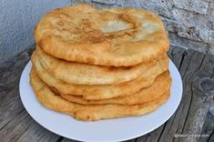 Donut Recipes, Sweets Recipes, Cookie Recipes, Delicious Desserts, Yummy Food, Romanian Food, Eclair, Hungarian Recipes, Pastry And Bakery
