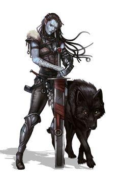 140b08c1f424f5dc5bf7135b10648cb5--female-half-orc-female-dark-elf.jpg (736×1135)
