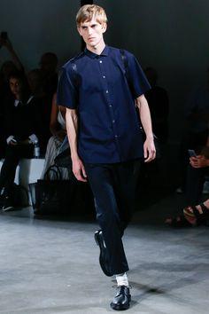 Filippa K Man Stockholm Spring 2016 Fashion Show