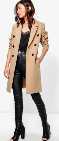 boohoo Natalie Double Breasted Coat Fashion Cache Style Trend Fall Winter Outfit 2017  #shopping #love #fashionstyle #fashionable #buyme #buyonline #fashionblog #fashioncache #styleinspiration #trending2017 #womensfashion #outfitoftheday #instafashion #fashionista #stylish #holidayfashion #thanksgivingfashion #winterfashion #goals #buyme #affiliate #affiliatelink #afflink #shopstyle