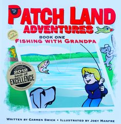 Carmens Book Promo For The Series Of Patch Land Adventures