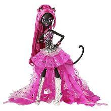 Monster High - Catty Noir Puppe