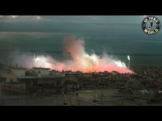 Toumba on fire(from distance) Thessaloniki, Football Fans, Volleyball, Greece, Fire, Distance, Mad, Facebook, Twitter