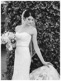Real Uptown Bride - Lauren Uptown Bridal & Boutique www.uptownbrides.com Photography: Rachel Solomon Photography Gown: Blue by Enzoani - Olva