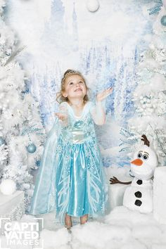 OUR FROZEN PRINCESS SPECIAL!! by Captivated Images Lubbock Children and Family Photography