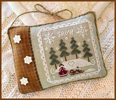 Little House Needleworks - Cross Stitch Patterns & Kits - 123Stitch.com