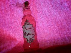 Beauty Potion: Rosewater