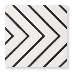 Cement Tile, Moroccan Tile, Black and White Tile   Riad Tile