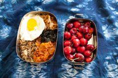 how to make korean dosirak (bento) via Bap Story: Lunch Box (Dosirak)