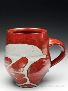 I love interesting mugs! They make sipping a hot beverage so much more fun