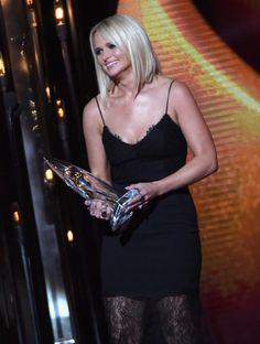 Blake Shelton and Miranda Lambert at the CMA Awards 2014 | POPSUGAR Celebrity