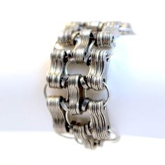 Bike Chain Chunk Bracelet Unisex Jewelry Bike Bracelet