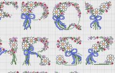 Daisy alphabet 2