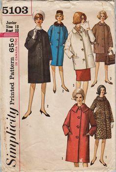 McCall/'s 7344 patrón de costura para hacer vestidos de punto Niñas Manga Raglán