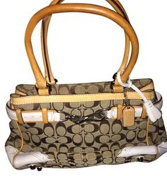 Coach Shoulder Bag $88