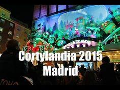 Horarios Cortylandia 2015 - 2016 | Viajar a Madrid