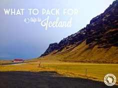 What to Pack for Iceland | The Brave Little Cheesehead