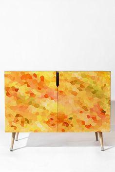 Rosie Brown Citrus Blend Credenza, DENY Designs Home Accessories