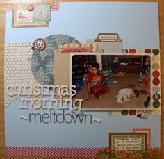Julie's Journal: Christmas Morning Meltdown (Jan CKC)