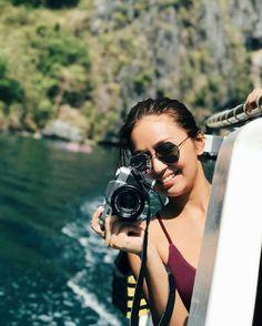 ❤ inlove na ata ako sayo Kathryn Bernardo Photoshoot, Daniel Johns, Happy Birthday To Us, 21st Birthday, Filipina Actress, Daniel Padilla, Palawan, Love You So Much, Aesthetic Girl