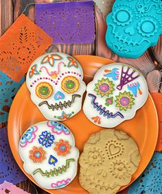 Sweet Spirits Cookie Stamp Set