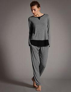 Striped Pyjamas Sets