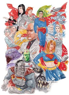 Superman: 80 Page Giant One-Shot - Dustin Nguyen