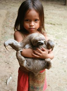 "Aboriginal and Tribal Nation News... ""Can we keep him, please?!?! I will feed…"