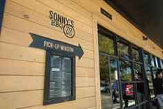 Window shopping done right. #SonnysBBQ