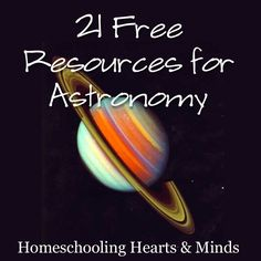 21 FREE Online Astronomy Resources