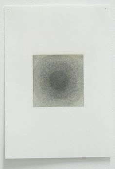 "Artist Eric Cruikshank; Drawing, ""Number 14"""