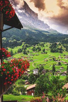 Azize :D — banshy: Jungfrau, Switzerland by Senai. - Azize 😀 — banshy: Jungfrau, Switzerland by Senai… - Beautiful Places To Travel, Wonderful Places, Beautiful World, Natur Wallpaper, Places In Switzerland, Alps Switzerland, Travel Aesthetic, Belle Photo, Dream Vacations