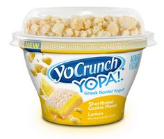 Explore YoCrunch's wide variety of yogurt with toppings and find your favorite flavors. Snack Recipes, Healthy Recipes, Snacks, Lemon Shortbread Cookies, Dessert Illustration, Low Fat Yogurt, Ice Cream Desserts, New Flavour, Noodles