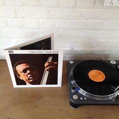 CHARLIE MINGUS Tijuana Moods #tijuanamoods #charliemingus #TheVinylStop #vinylcollection #vinylcollector #vinyloftheday #vinyljunkie #nowplaying #nowspinning #jazz #jazzonvinyl by jodesmedt74