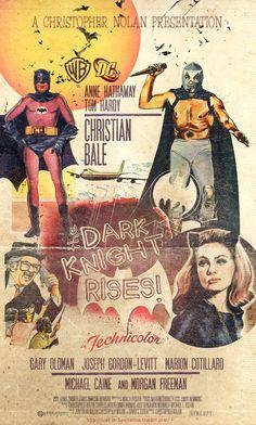 The Dark Knight Rises =)) @bambyhambali