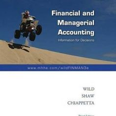 E book download horngrens accounting the financial chapters 10th solution manual downloadable for financial and managerial accounting information for decisions 3rd edition wild fandeluxe Choice Image