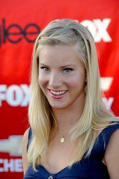 Heather Morris Hairstyle