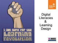 Digital Literacies & Learning Design