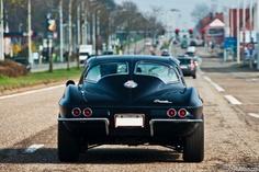 '63 Vette, timeless beauty
