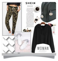 """SheIn 19"" by melissa995 ❤ liked on Polyvore"