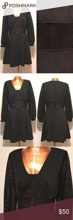 """Vintage 1960s Mod Mini Dress CHEST SIZE: 34"""" WAIST SIZE: 28"""" HIP SIZE: 38"""" SHOULDER TO SHOULDER: 16"""" SHOULDER TO HEM: 35"""".                          WAIST TO HEM: 22.75 SLEEVE LENGTH: 22""""  MATERIAL: polyester TAGS: NA  This dress is in excellent condition. In fact, it looks brand new! There are no flaws to the fabric and the zipper and snaps are in great condition. There is a matching pair of shorts included for additional modesty  Vintage Dresses Mini"""