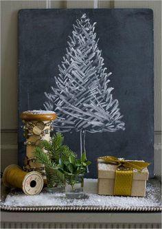 árbol pared