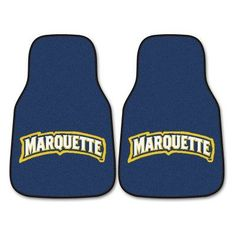 Fanmats Collegiate 18 x 27 in. Carpeted Car Mat - 5266