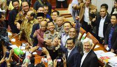 Parlemen setujui Tito Karnavian sebagai Kapolri