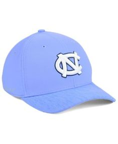 64627906de6 Nike North Carolina Tar Heels Arobill Swoosh Flex Stretch Fitted Cap - Blue  S M