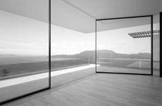 These Floor-to-Ceiling Windows Slide Around Corners