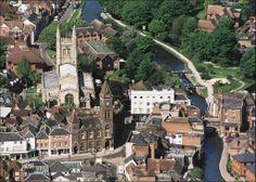 Newbury, Berkshire, this was my town for 8 years