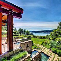 Extraordinary island retreat listed for $9.8 million. MLS: 669770