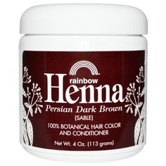 Super sale! Rainbow Research Henna Hair Color on #iHerb Only $4,26 #RT #deals 63% OFF (discount visible in cart)