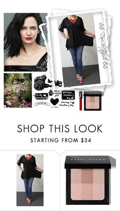 """""""&& Dare2bStylish && 16/I"""" by nura-akane ❤ liked on Polyvore featuring Nikon and Bobbi Brown Cosmetics"""